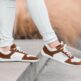 Barefoot Sneakers - Be Lenka Champ - Brownie - 6