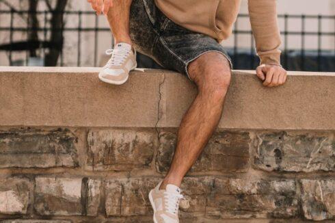 Barefoot Sneakers - Be Lenka Champ - Latte - 2