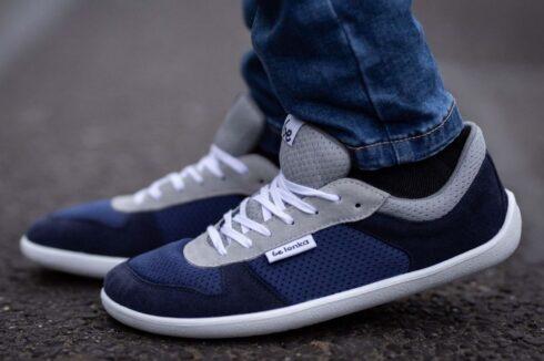 Barefoot Sneakers - Be Lenka Champ - Space - 2