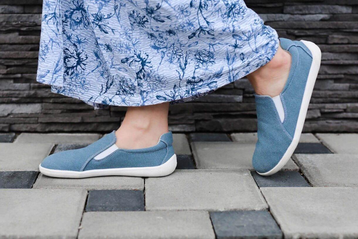 Barefoot Sneakers - Be Lenka Eazy - Vegan - Blue - 6
