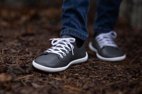Barefoot Sneakers - Be Lenka Prime - Grey - 3