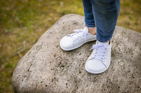 Barefoot Sneakers - Be Lenka Prime - White - 6