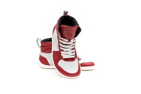 Barefoot Sneakers Be Lenka Stellar - Red - 4