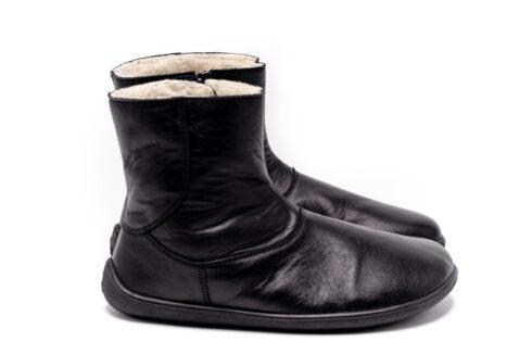 Barefoot shoes – Be Lenka Polar - Black - 2