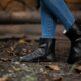Barefoot shoes – Be Lenka Polar - Black - 3
