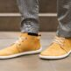 Barefoot Shoes - Be Lenka All-year - Icon - Mustard & White - 4