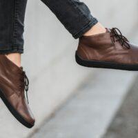 Barefoot Shoes Be Lenka Glide - Dark Brown - 6