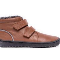 Be Lenka Kids Winter barefoot - Penguin - Chocolate - 1