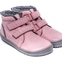 Be Lenka Kids Winter barefoot - Penguin - Pink - 2