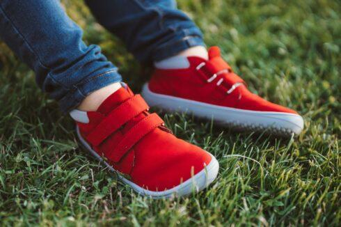 Be Lenka Kids barefoot - Play - Red - 3