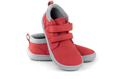 Be Lenka Kids barefoot - Play - Red - 4
