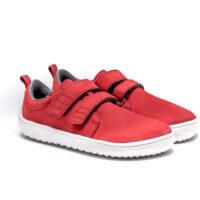 Be Lenka Kids barefoot shoes Jolly - Red - 2