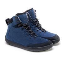 Winter Barefoot Boots Be Lenka Ranger - Dark Blue - 5
