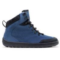 Winter Barefoot Boots Be Lenka Ranger - Dark Blue - 1