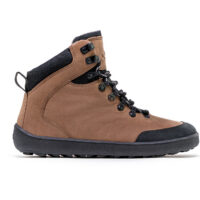 Winter Barefoot Boots Be Lenka Ranger - Dark Brown - 2