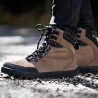 Winter Barefoot Boots Be Lenka Ranger - Dark Brown - 3