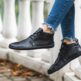 Barefoot Shoes - Be Lenka All-year - Icon - Black - 3