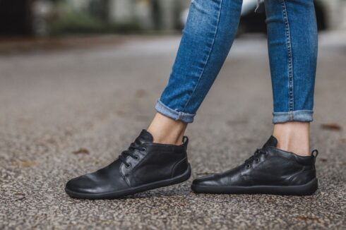 Barefoot Shoes - Be Lenka All-year - Icon - Black - 2