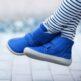 Be Lenka Kids Winter barefoot Be Lenka Panda - Blue - 5