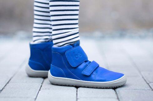 Be Lenka Kids Winter barefoot Be Lenka Panda - Blue - 3