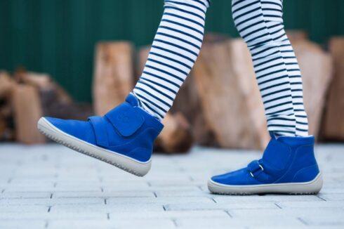 Be Lenka Kids Winter barefoot Be Lenka Panda - Blue - 2