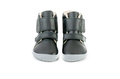 Be Lenka Kids Winter barefoot Be Lenka Panda - Charcoal Black - 3