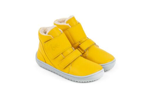 Be Lenka Kids Winter barefoot Be Lenka Panda - Mango - 4