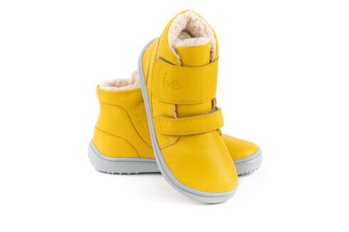 Be Lenka Kids Winter barefoot Be Lenka Panda - Mango - 2