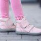 Be Lenka Kids Winter barefoot Be Lenka Panda - Rose Pink - 3