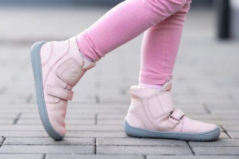 Be Lenka Kids Winter barefoot Be Lenka Panda - Rose Pink - 2