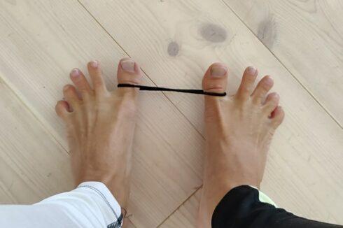 Glada fötter träningsprogram